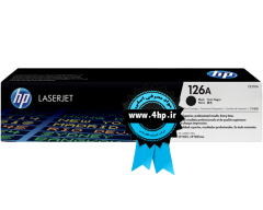 HP 126A Black Original LaserJet Toner Cartridge CE310A کارتریج لیزری ۱۲۶ مشکی اچ پی