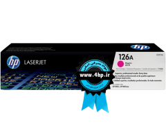 HP 126A Magenta Original LaserJet Toner Cartridge CE313A کارتریج لیزری ۱۲۶ قرمز اچ پی