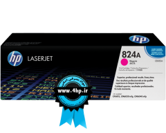 HP 824A Magenta Original LaserJet Toner Cartridge CB383A