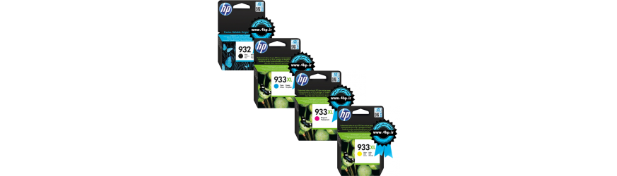 HP 932-933 برای HP officejet 6100,6600,6700