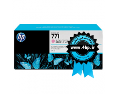 HP 771 775-ml Light Magenta Designjet Ink Cartridge CE041A کارتریج ۷۷۱ سرخ روشن اچ پی