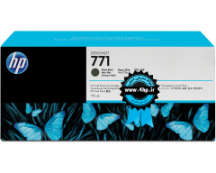 HP 771 775-ml Matte Black Designjet Ink Cartridge CE037A کارتریج ۷۷۱ مت بلک اچ پی