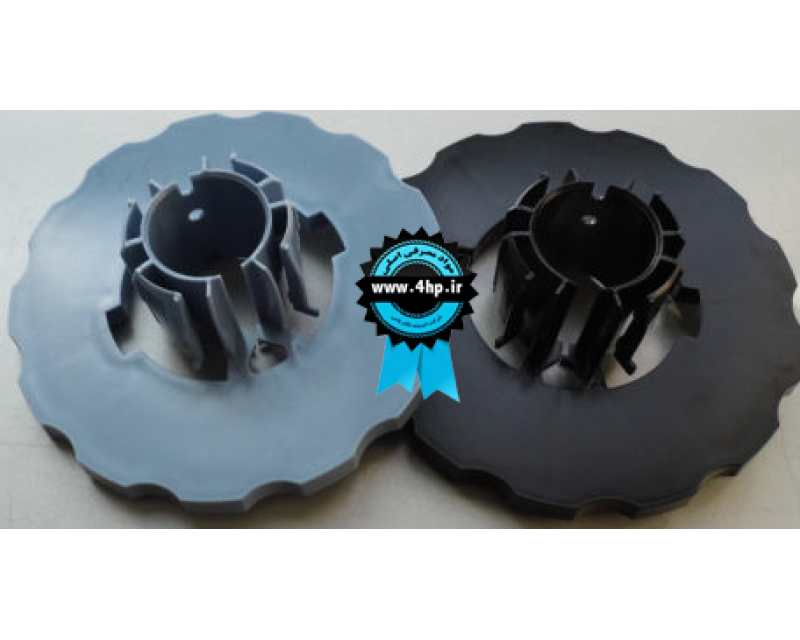Replacement HP DesignJet T770 T790 Spindle Hub Black & Blue اسپیندل هاب پلاتر HP T790