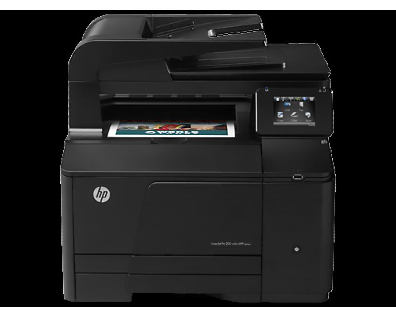 HP LaserJet Pro 200 color MFP M276nw پرینتر ۴ کاره رنگی لیزری اچ پی