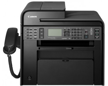 Canon i-SENSYS MF4750 Multifunction Laser Printer با گوشی