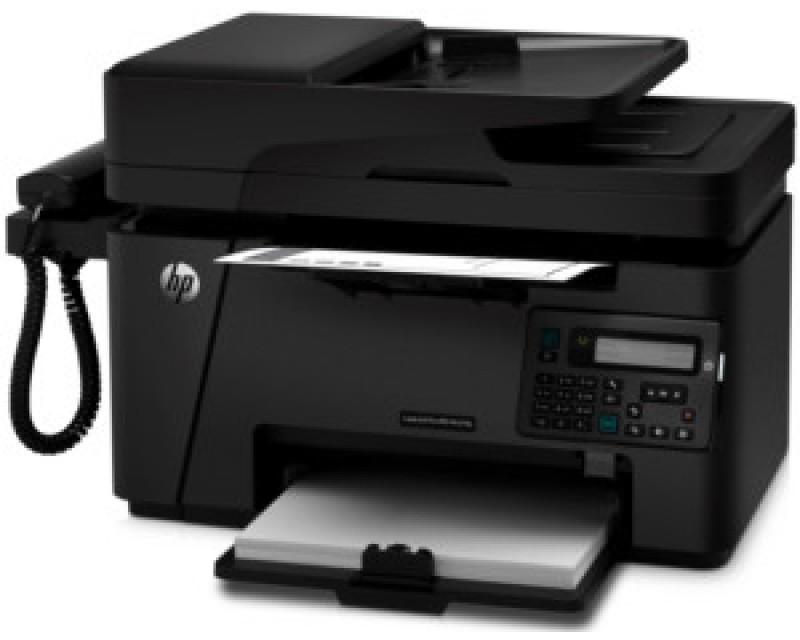 HP LaserJet Pro MFP M127fn با گوشی