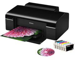 Epson Stylus Photo T50 Photo Printer