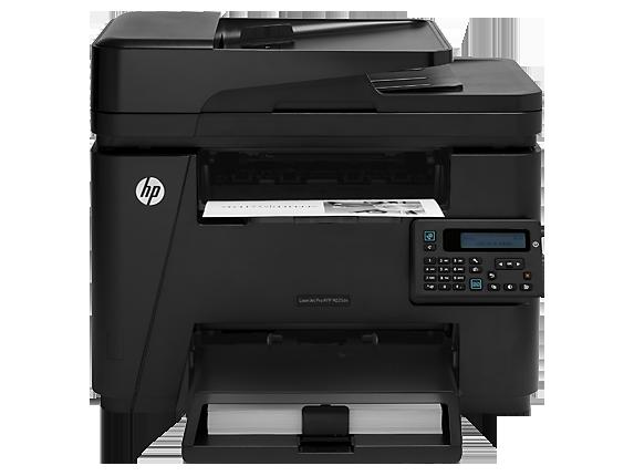 پرینتر چهار کاره اچ پی لیزری HP LaserJet Pro MFP M225dn